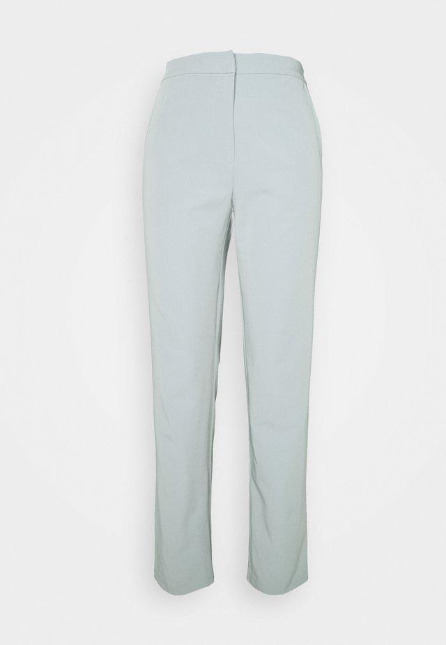 CLASSIC TROUSERS - Pantaloni - grey