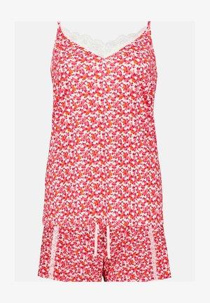Pyjama - licht fraise
