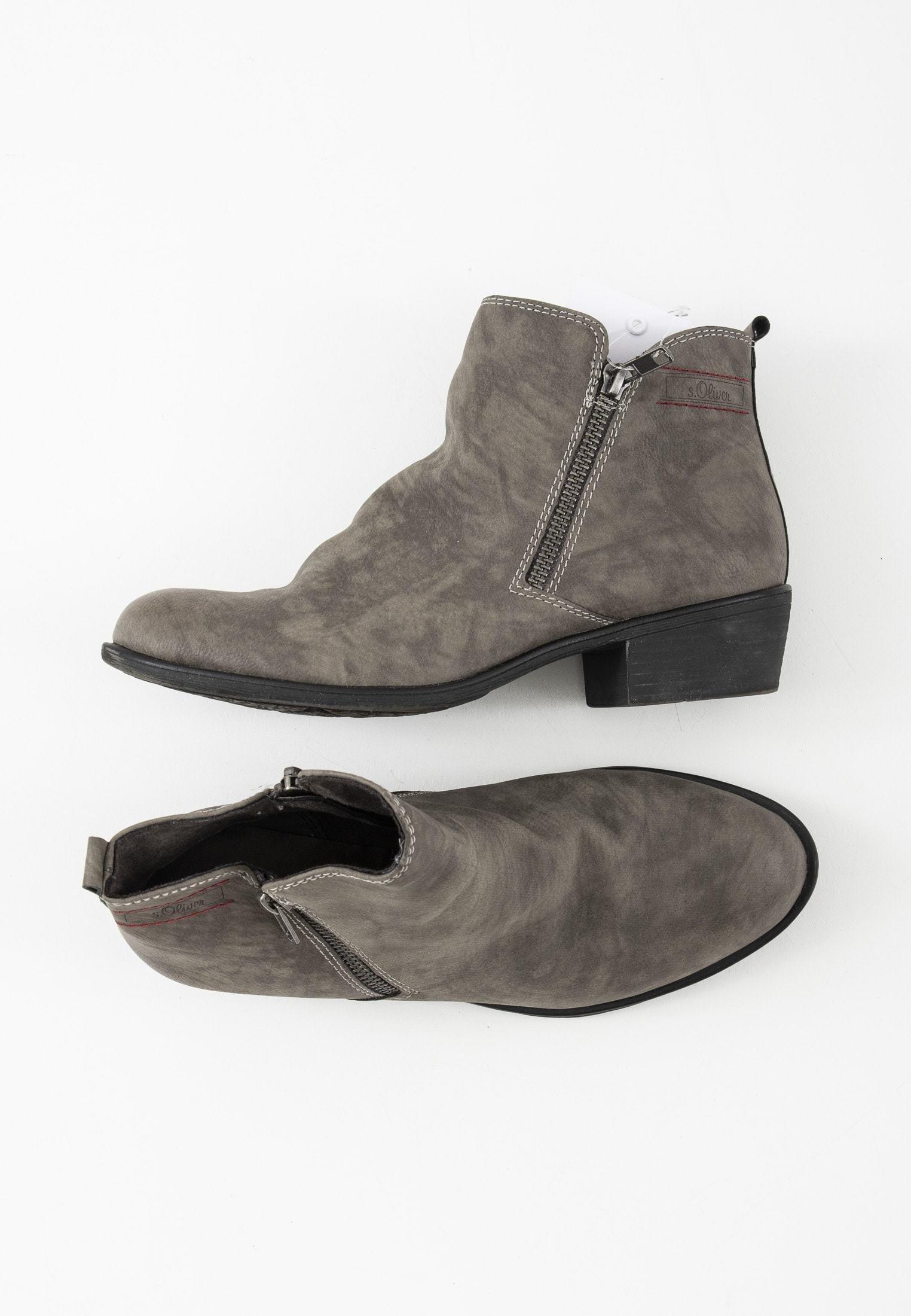 Korte laarzen gray