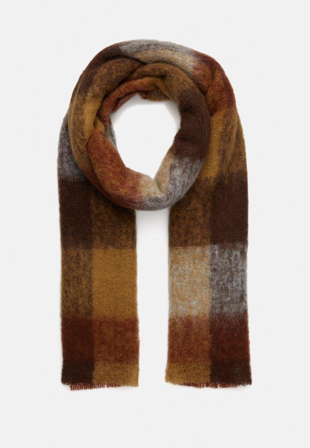 CORUNDA SCARF  - Sjaal - cinnamon mole