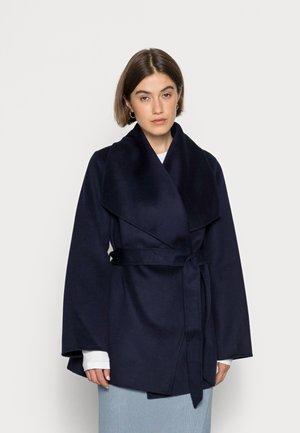 CARRIEANN - Short coat - winter true blue
