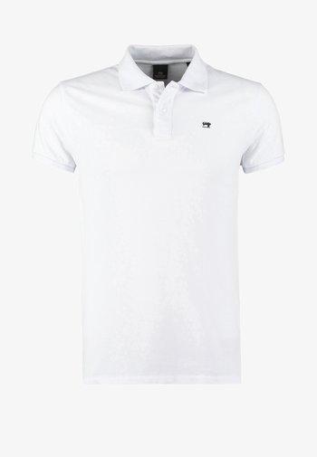 CLASSIC GARMENT  - Polo shirt - white