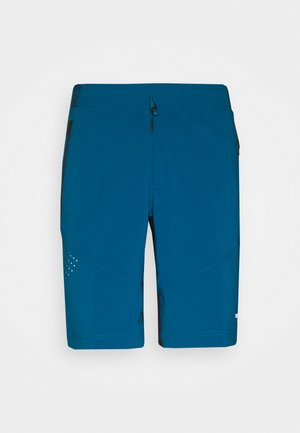 IMPENDOR ALPINE SHORT - Sports shorts - blue/black