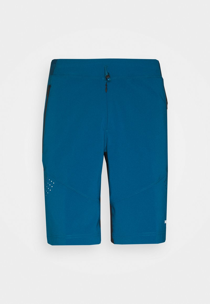 The North Face - IMPENDOR ALPINE SHORT - Sports shorts - blue/black