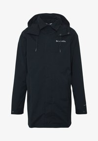 Columbia - EAST PARK™ MACKINTOSH JACKET - Kurzmantel - black - 6
