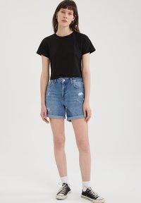 DeFacto - PACK OF 2 - Basic T-shirt - white - 3