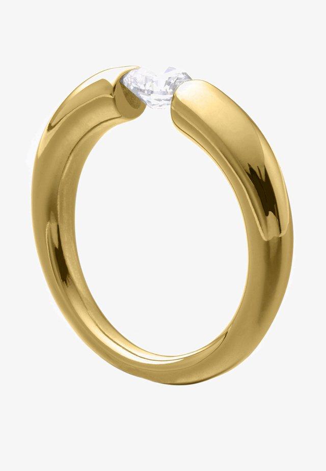 LATIUS  - Ringar - gold-coloured