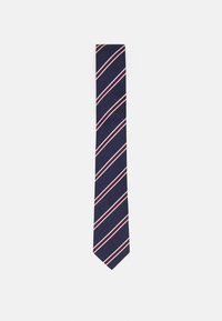 Pier One - SET - Cravatta - bordeaux/dark blue - 1