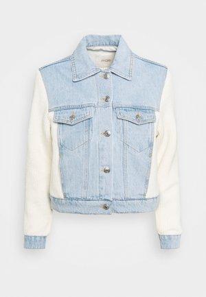 BERLINGOT - Denim jacket - bleu ciel