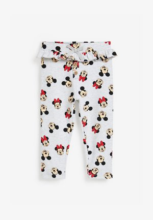 MIT MINNIE MOUSE - Leggings - Trousers - grey