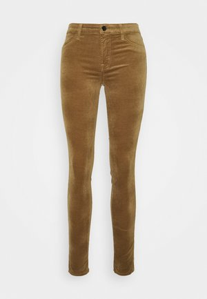 MID RISE LUXE SUPER SKINNY - Trousers - vienna