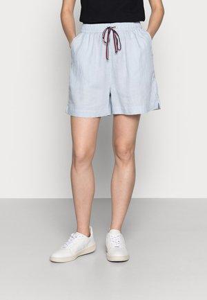 Shorts - breezy blue