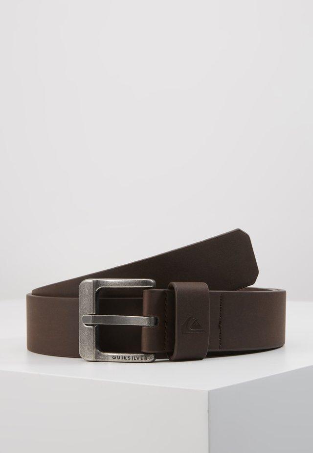 MAINSTREET - Belt - brown