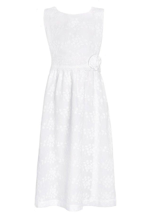 GRETA - Cocktail dress / Party dress - weiß