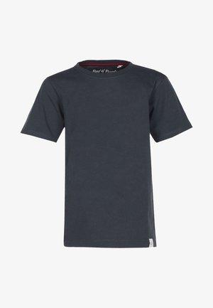 Basic T-shirt - dark-grey