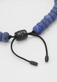 Armani Exchange - Náramek - blue - 3