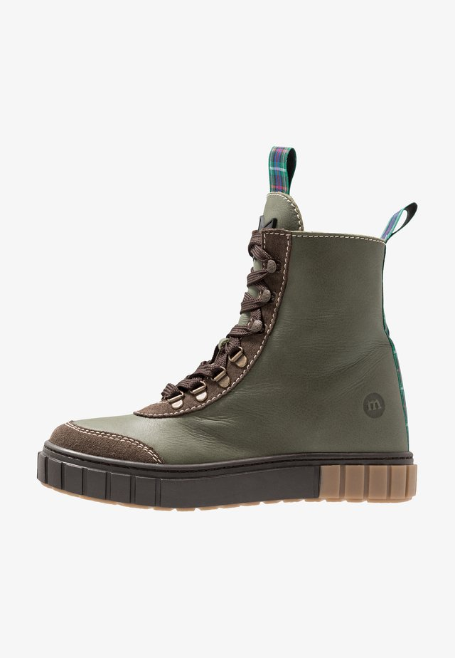 Veterboots - dark green