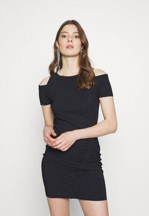 ABITO DRESS - Žerzejové šaty - nero