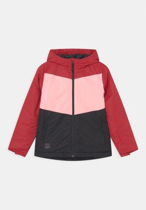LEOLA - Snowboardjacka - burgundy
