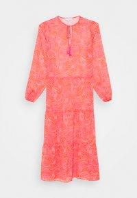 Never Fully Dressed Tall - SHEER PAISLEY MIDAXI DRESS - Vapaa-ajan mekko - pink - 0