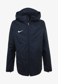 Nike Performance - Chaqueta Hard shell - obsidian/white - 0