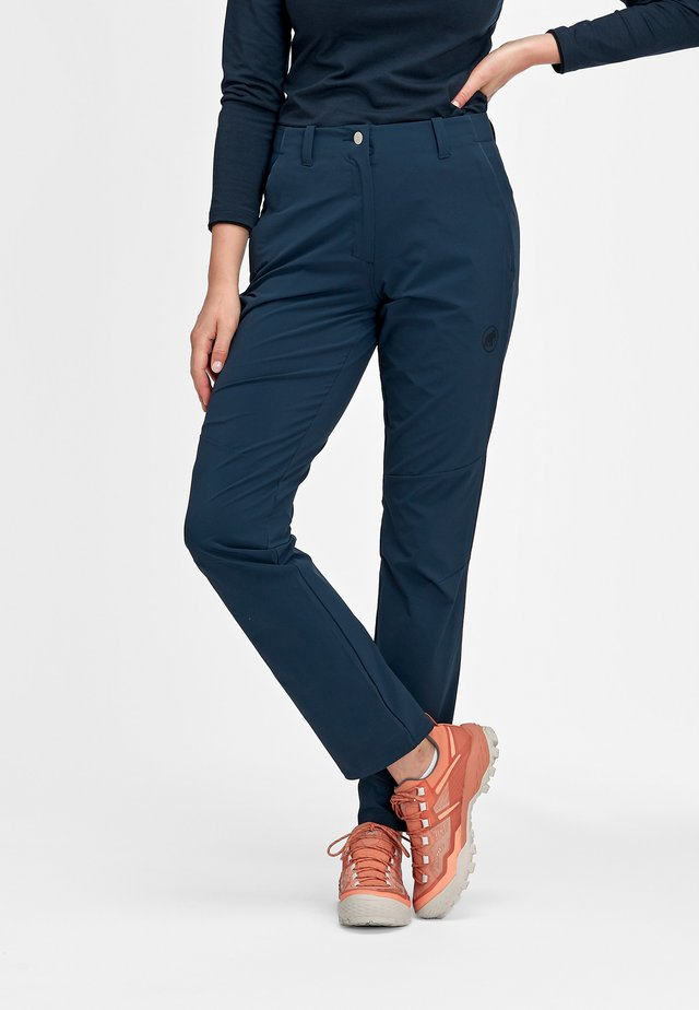 RUNBOLD  - Outdoor trousers - marine