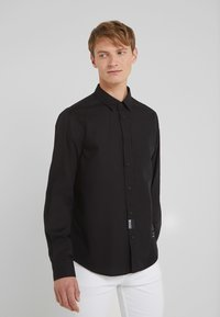 Versace Jeans Couture - CAMICIE  - Shirt - nero - 0