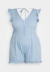 Missguided Plus - Jumpsuit - blue - 4