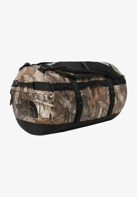 The North Face - BASE CAMP DUFFEL - S - Holdall - kelp tan forest floor print/bl - 0