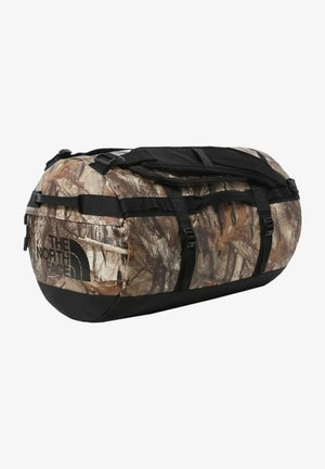 BASE CAMP DUFFEL - S - Holdall - kelp tan forest floor print/bl