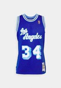 NBA LOS ANGELES LAKERS SHAQUILLE O NEAL SWINGMAN - Klubbkläder - royal