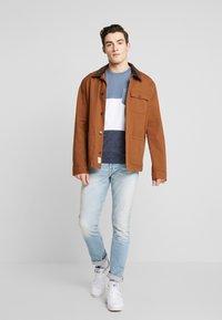 Nudie Jeans - LEAN DEAN - Slim fit -farkut - faded meadow - 1