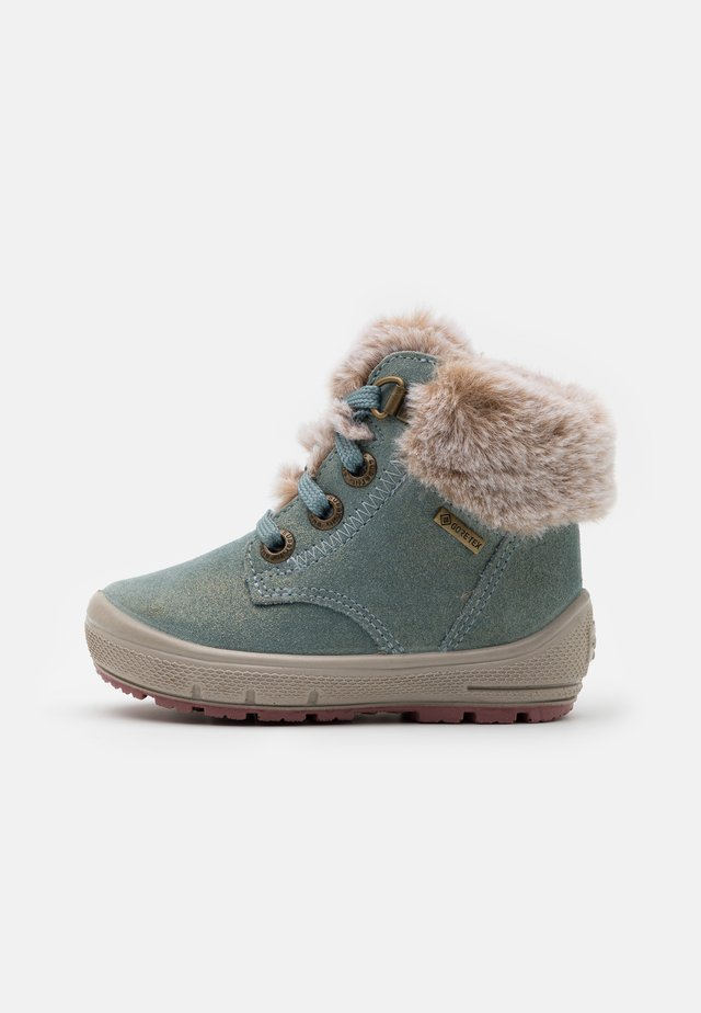 GROOVY - Winter boots - hellgrün