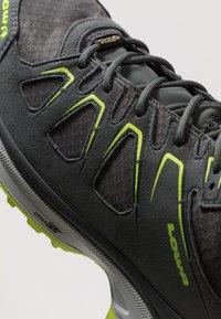 Lowa - INNOX EVO GTX - Hiking shoes - anthrazit/limone - 5
