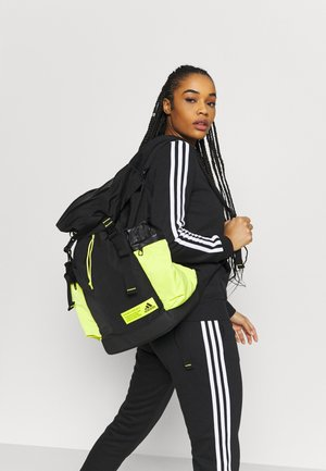 Sac à dos - black/acid yellow