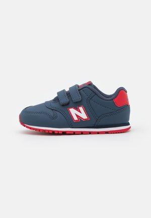 IV500NRT - Sneakersy niskie - navy/red