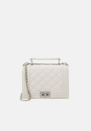 MIA BAG - Across body bag - cream white