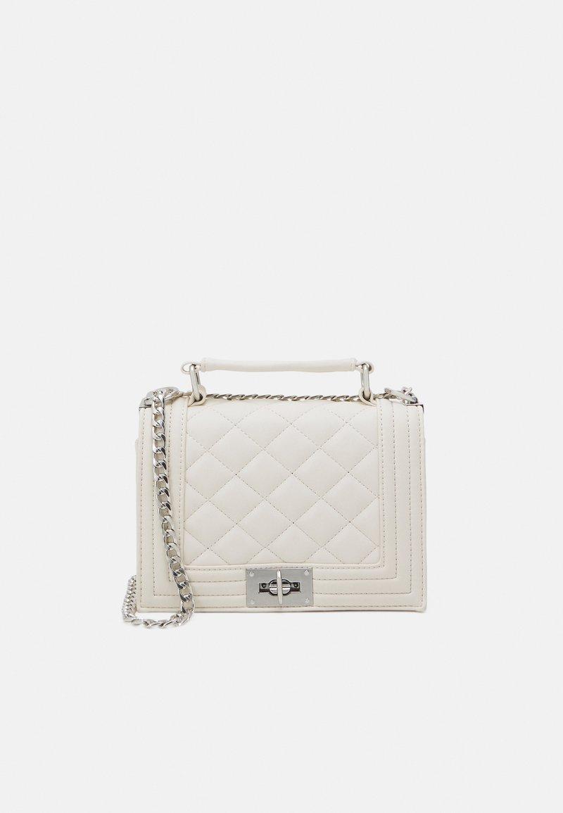 Gina Tricot - MIA BAG - Across body bag - cream white