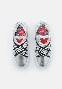 Love Moschino - Trainers - argento - 4