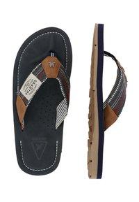 Gaastra - T-bar sandals - navy - 1