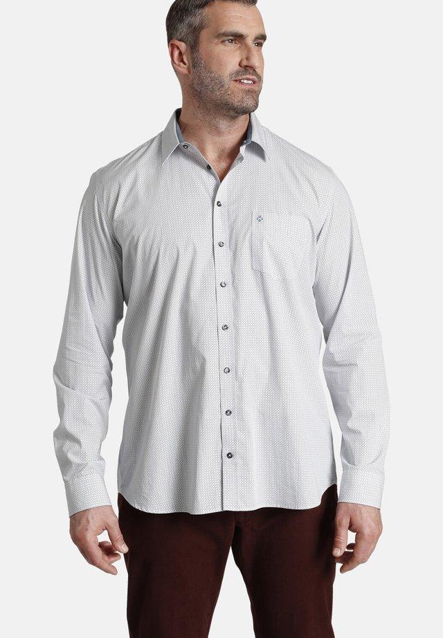 Overhemd - weiß bedruckt