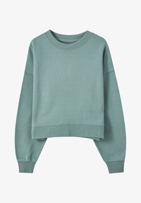 PULL&BEAR - Sweatshirt - green - 4