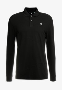 CORE - Polo shirt - black