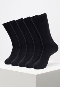 INDICODE JEANS - 10 PAIRS - Chaussettes - black - 0