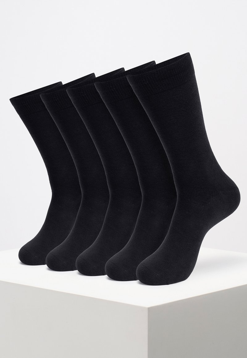 INDICODE JEANS - 10 PAIRS - Chaussettes - black