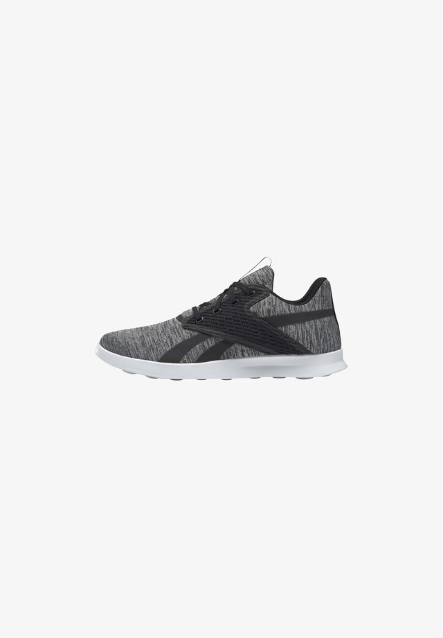 EVAZURE DMX LITE 3 SHOES - Matalavartiset tennarit - black