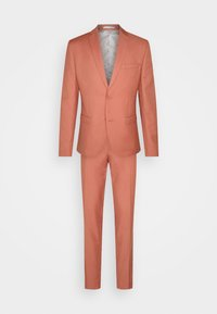 Isaac Dewhirst - THE FASHION SUIT NOTCH - Suit - coral - 11