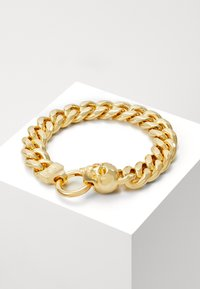 Northskull - ATTICUS CHAIN BRACELET - Pulsera - gold-coloured - 1