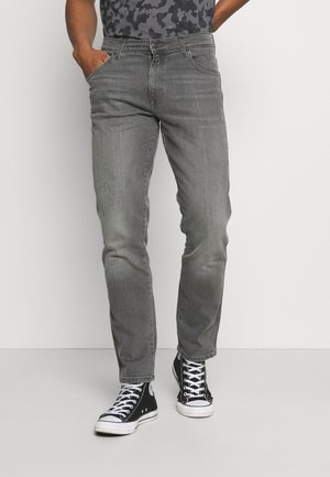 TEXAS - Jeans Straight Leg - funk grey