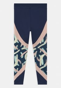 South Beach - GIRLS BLOCKED - Medias - navy - 1